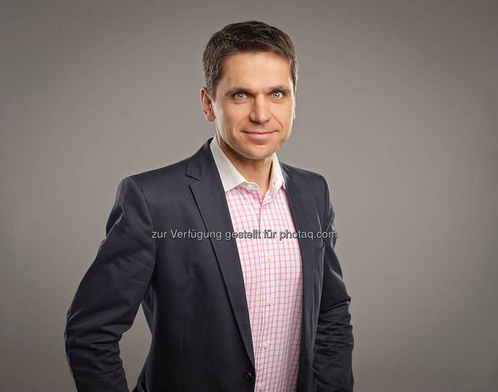 Michael Altrichter (Business Angel) : Iconvienna: Alternative Financial Sources for innovative Entrepreneurship : Fotocredit: Michael Altrichter , © Aussender (22.03.2016)