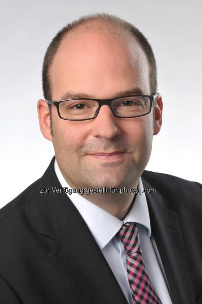 "Michael Preuss (42) wird zum 1. Mai 2016 die Leitung des Bereichs ""Communications, Government Relations and Corporate Brand"" der Bayer AG übernehmen : Fotocredit: ©Bayer AG, © Aussender (23.03.2016)"