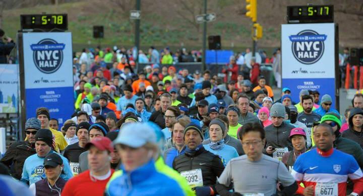 NYC Half, NYC Halbmarathon