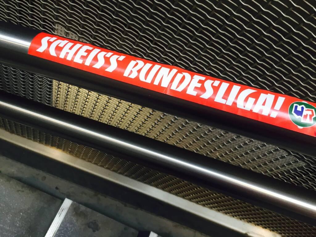 Scheiss Bundesliga, © diverse photaq (27.03.2016)