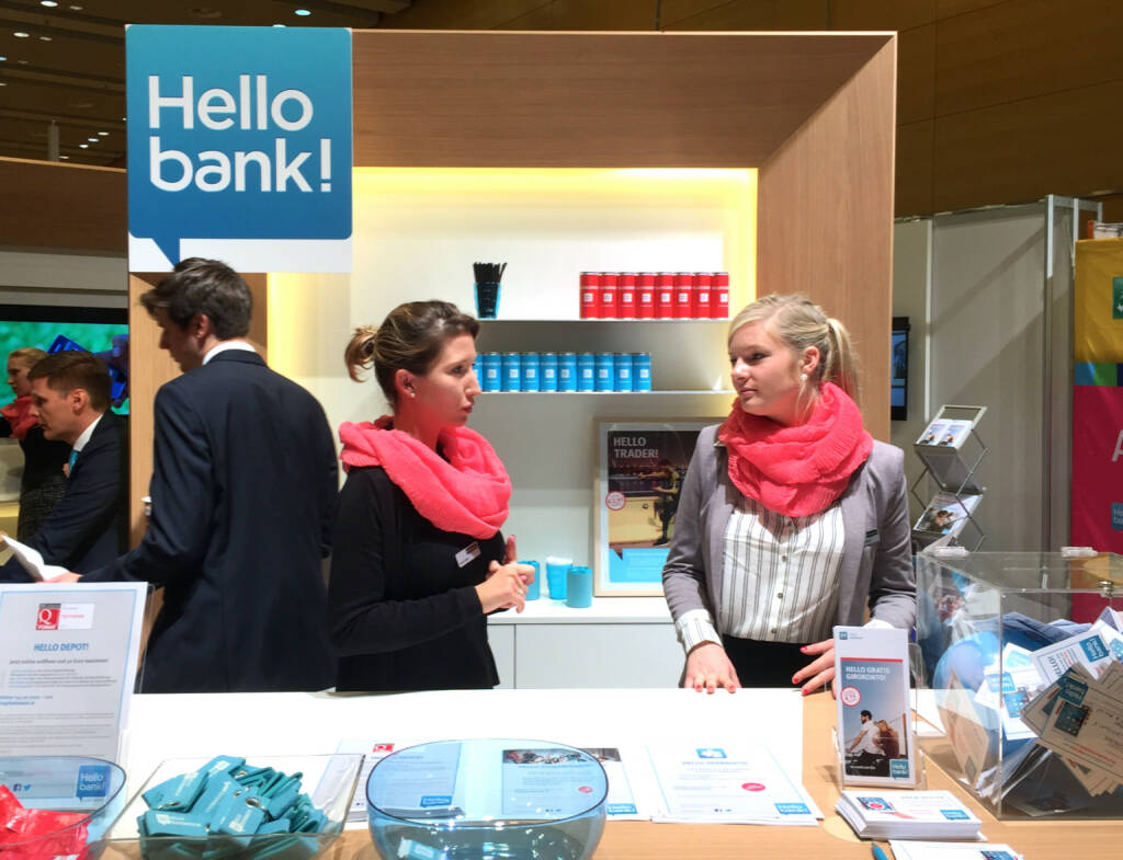 Hello bank, © diverse photaq (27.03.2016)