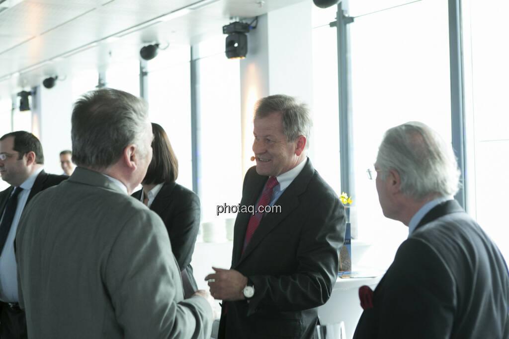 Eduard Zehetner (CEO Immofinanz) im Investorentalk, http://privatanleger.immofinanz.com , © Martina Draper für Immofinanz (10.04.2013)