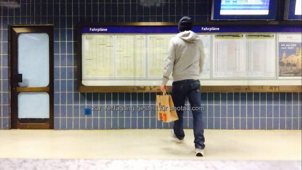 Nach Run Bahnhofs McDonalds (03.04.2016)