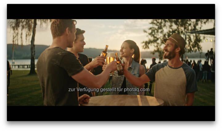 Szene neuer TV-Spot : Das Bier der besten Konzerte : Zipfer geht auch musikalisch den eigenen Weg : Fotocredit: Brau Union Österreich