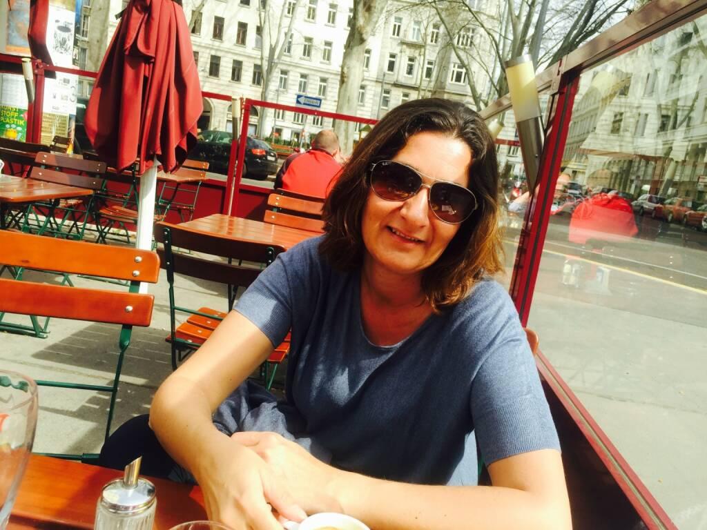 Mit Angelika Kramer Kick-Off für das Fintech Fachheft  (04.04.2016)