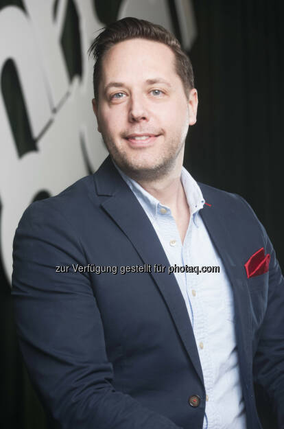 David Nordberg : Mr Green erweitert Management : David Nordberg neuer CMO : Fotocredit: (c) Mr Green Limited (TM) https://www.mrgreen.com, © Aussendung (05.04.2016)