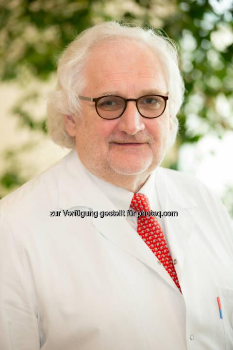 Hubert Pehamberger Neuer ärztlicher Leiter im Rudolfinerhaus : Fotocredit: www.annarauchenberger.com / Anna Rauchenberger