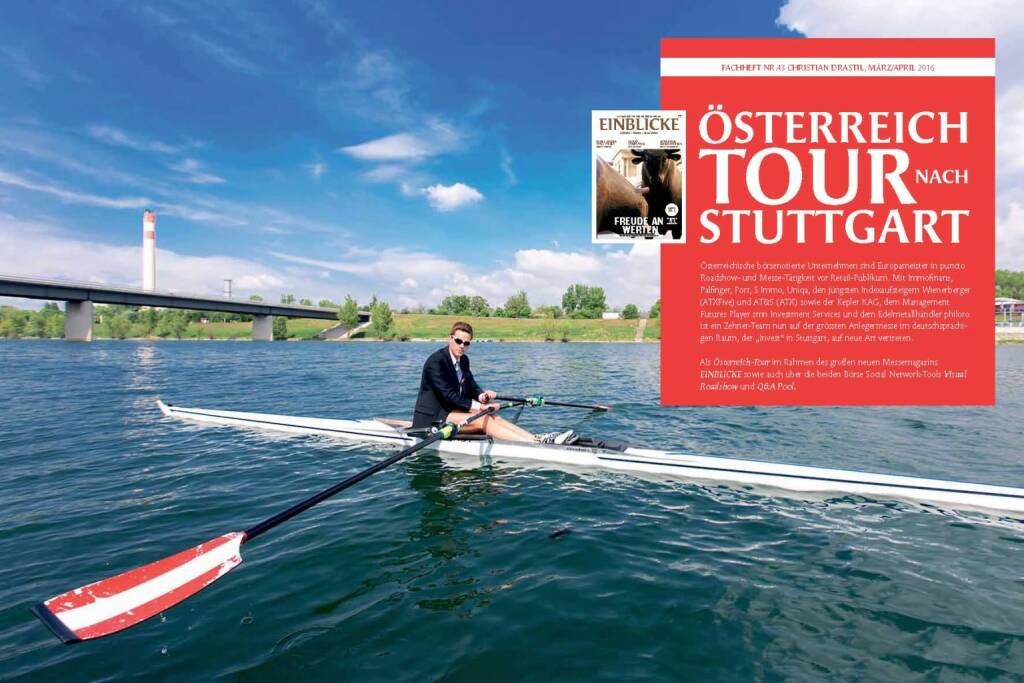 Fachheft 43 - Österreich Tour nach Stuttgart (11.04.2016)