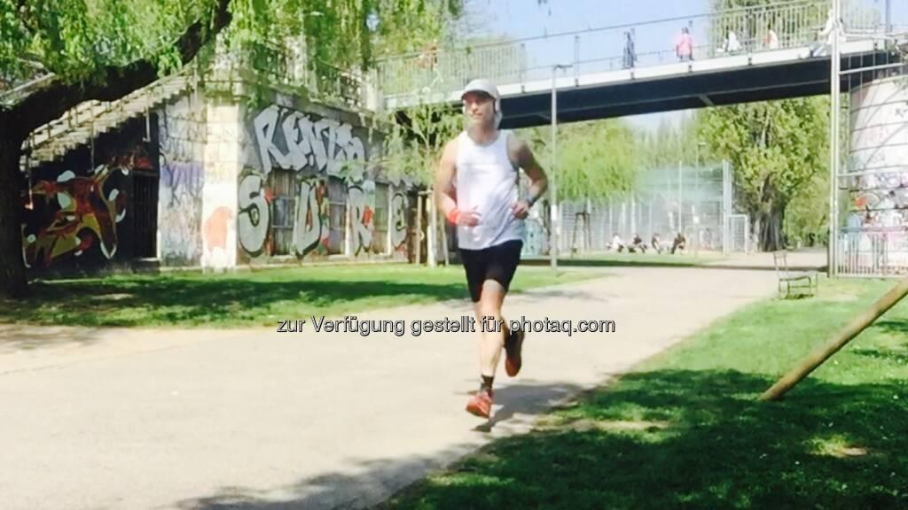 Donaukanal noch schnell ein Videostill (13.04.2016)