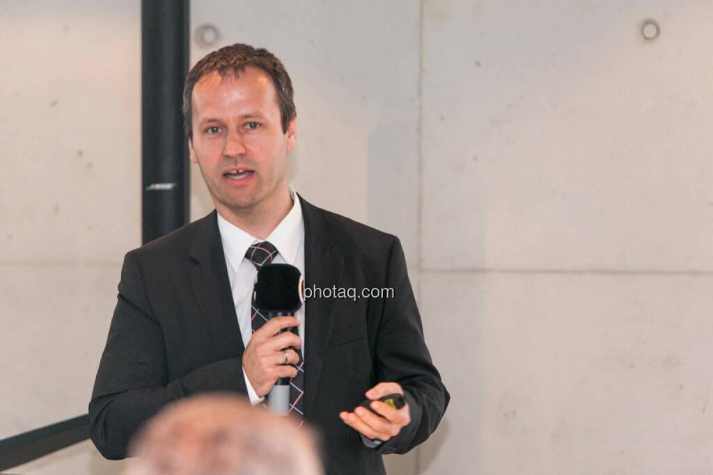 Joachim Brunner (SmallCap Investor), © Martina Draper/photaq (14.04.2016)