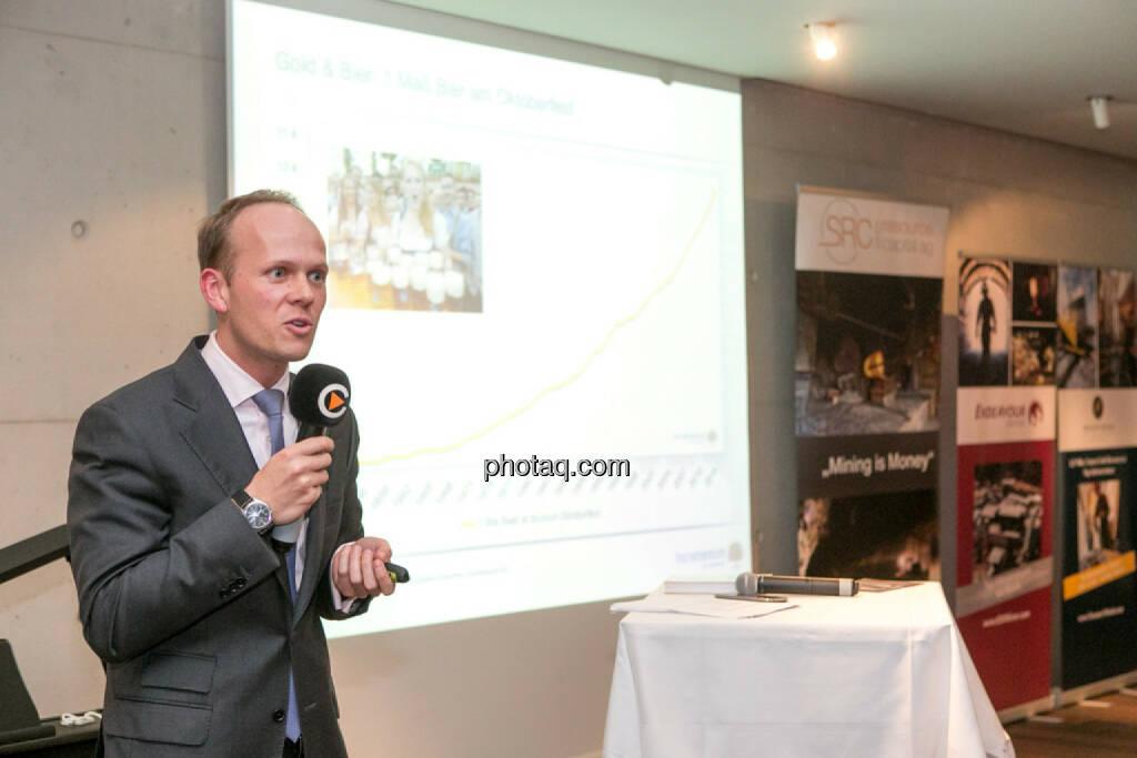 Ronald-Peter Stöferle (Incrementum AG), © Martina Draper/photaq (14.04.2016)