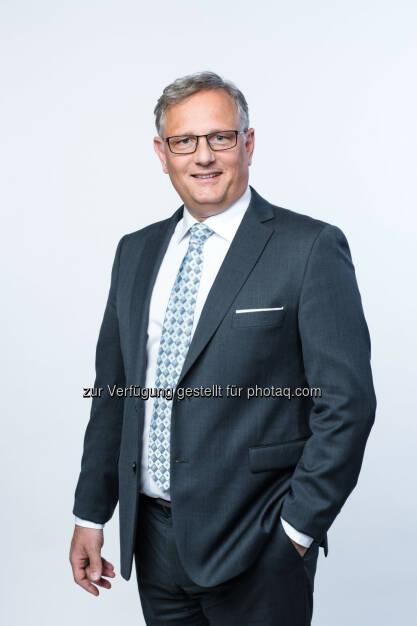 Alexander Falchetto (APA-IT-Geschäftsführer) : Bei Digital Media Europe in Wien - IT-Experte spricht  zum Topthema Video : Fotocredit: APA, © Aussendung (14.04.2016)