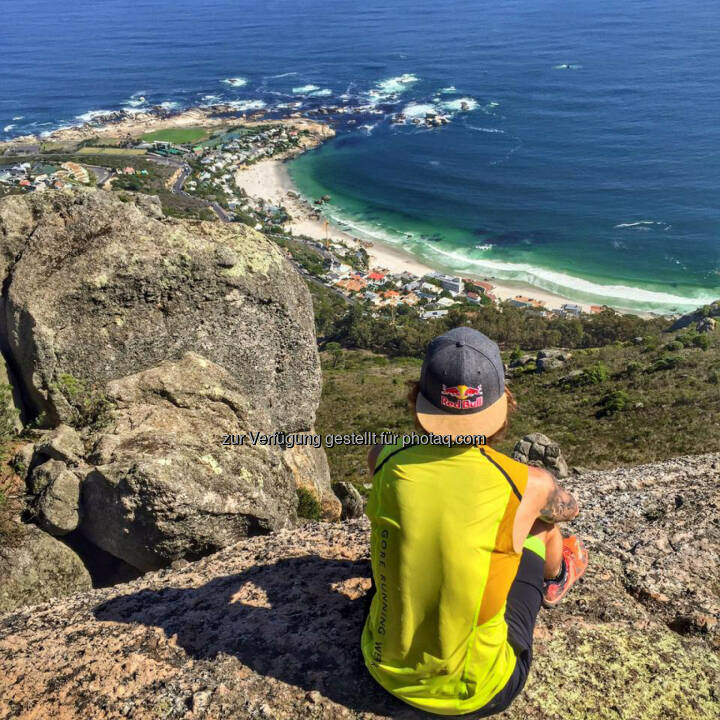Florian Neuschwander in Kapstadt, Südafrika