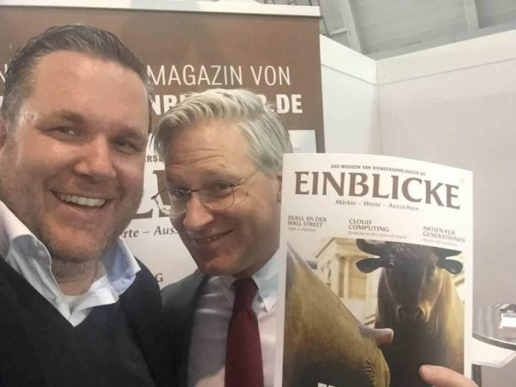 Christoph Scherbaum, Markus Koch, Einblicke (16.04.2016)