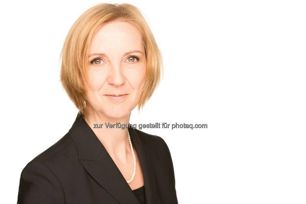 Isabell Hametner : Neue Leiterin der OMV Personalabteilung : Fotocredit: OMV Public Relations, © Aussender (18.04.2016)