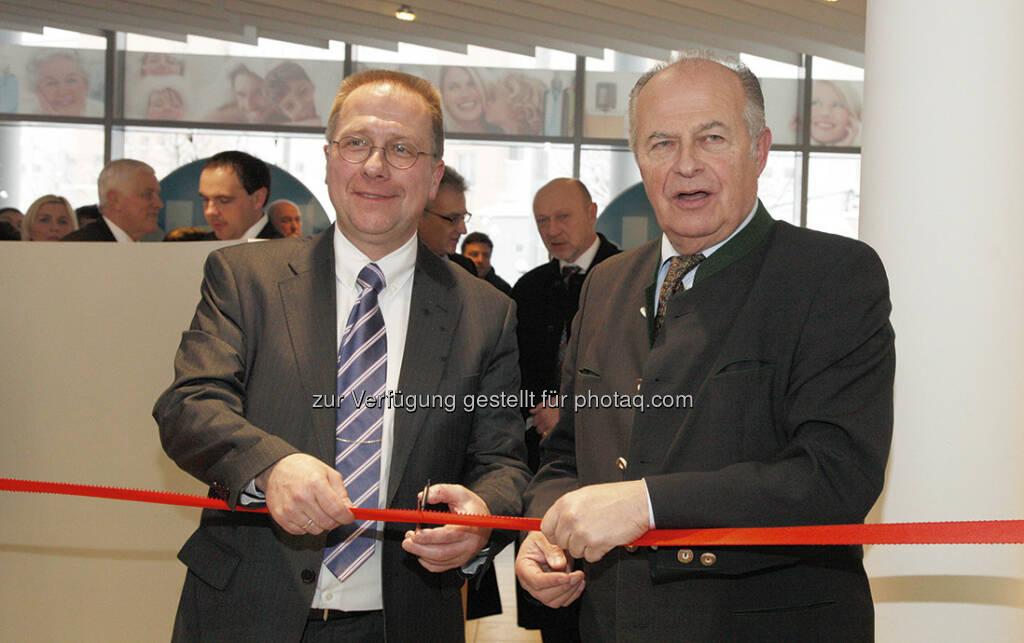 Peter Krammer, Rudolf Haberleitner: Die dayli-Chefs mit Sonntags-Öffnung (dayli) (11.04.2013)