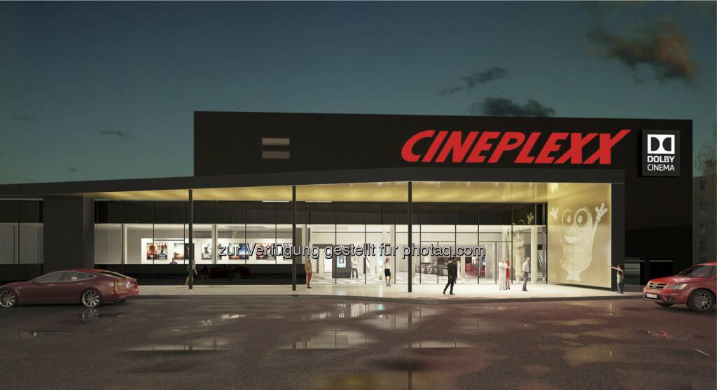 Cineplexx Salzburg Airport neu : Alles neu im Cineplexx Salzburg Airport: Cineplexx startet Komplettumbau und bringt Dolby Cinema nach Salzburg : Die Eröffnung ist für Mitte Juli geplant : Fotocredit: Cinepromotion/Rendering, © Aussendung (18.04.2016)
