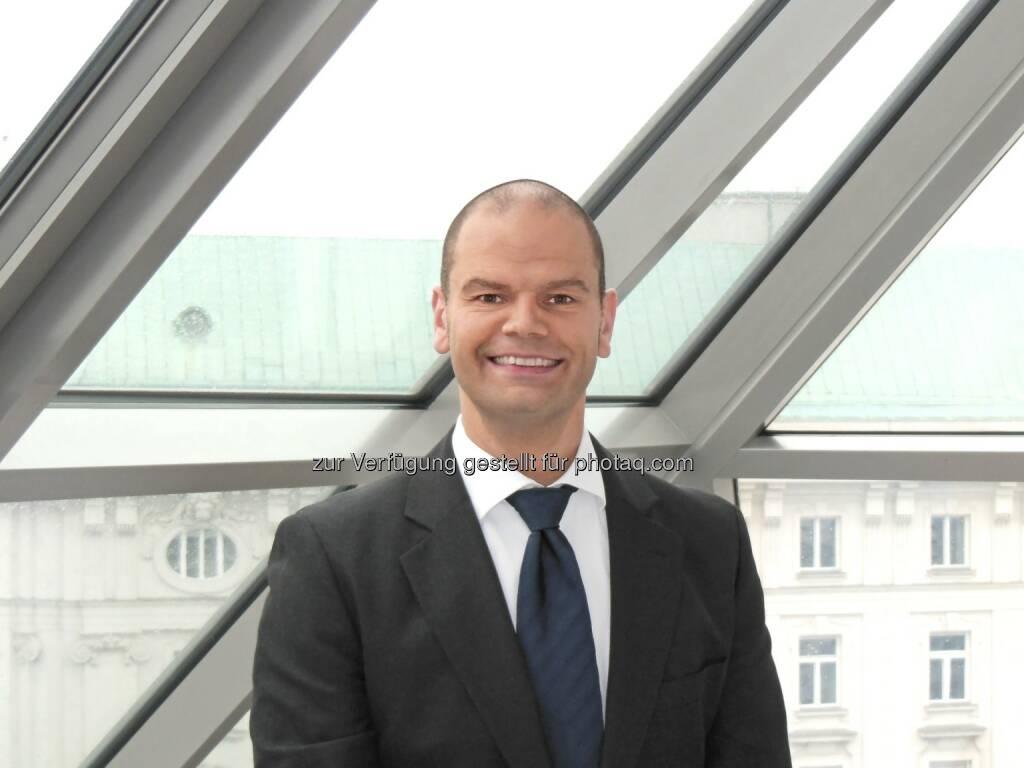 Felix Woldt (34), C-Quadrat: Woldt zeichnet ab sofort als Abteilungsleiter für das operative und strategische Controlling verantwortlich. Er berichtet direkt an C-Quadrat Gründungs- und Vorstandsmitglied Alexander Schütz (c) C-Quadrat (11.04.2013)