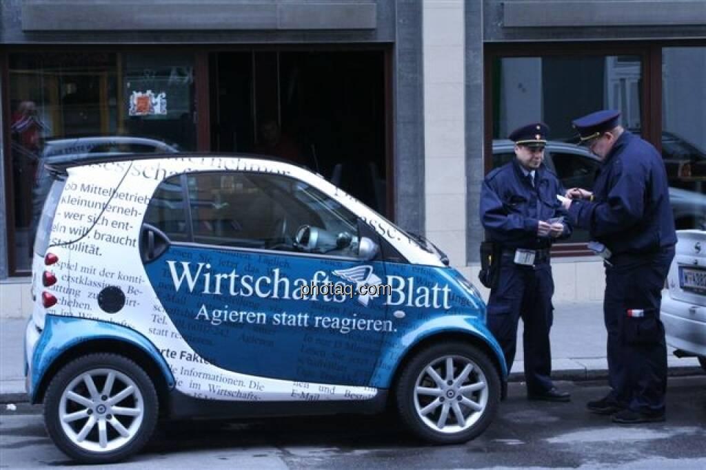 WirtschaftsBlatt, Smart, Agieren statt reagieren (c) Ron Windauer (15.12.2012)