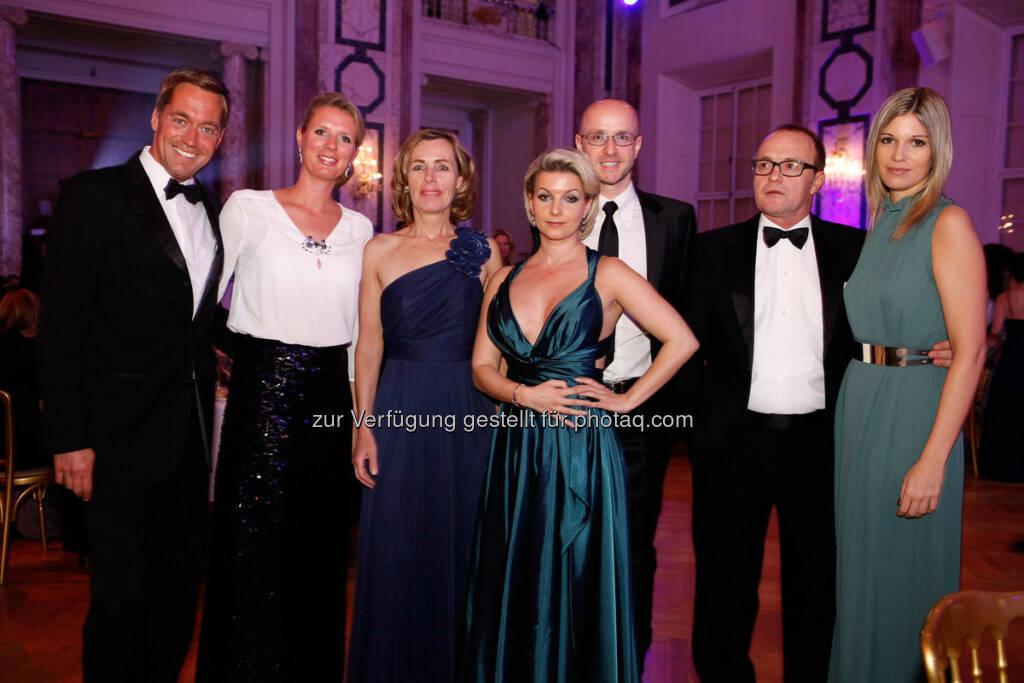 Gruppenbild mit u.a. Reinhold Gmeinbauer und Alexandra Seyer - http://www.se-award.org, © se-award (12.04.2013)