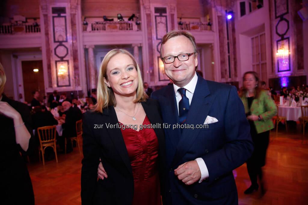 Corinna Milborn, Oliver Voigt - http://www.se-award.org, © se-award (12.04.2013)