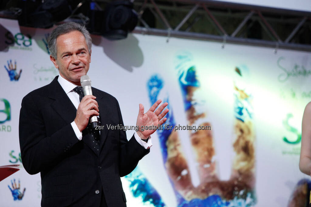 Andreas Treichl http://www.se-award.org, © se-award (12.04.2013)