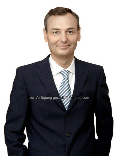 Christian Herbst (Partner) : Schönherr berät Terim Limited und O1 Group Limited beim Verkauf ihrer CA Immo Beteiligung an die Immofinanz : Fotocredit: Schönherr, © Aussendung (18.04.2016)