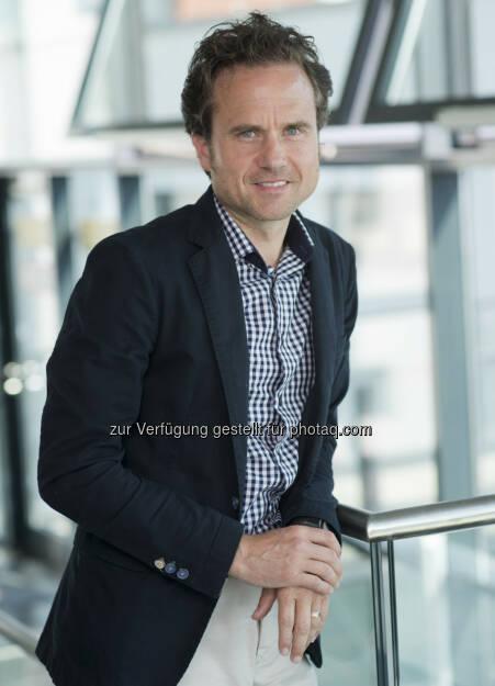 Peter Granig : Neuer Rektor der FH Kärnten : Fotocredit: FH Kärnten/Bauer, © Aussender (18.04.2016)