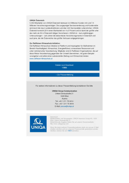 Uniqa: Fuhrparkmanagement, Seite 2/2, komplettes Dokument unter http://boerse-social.com/static/uploads/file_907_uniqa_fuhrparkmanagement.pdf (19.04.2016)