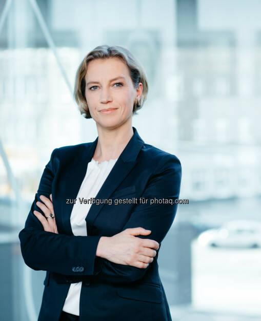 Marion Mitsch, UFH-Geschäftsführerin : UFH stellt Top-Beratung und Dienstleistung nun auch online in den Fokus : Fotocredit: UHF/Ian Ehm, © Aussender (21.04.2016)