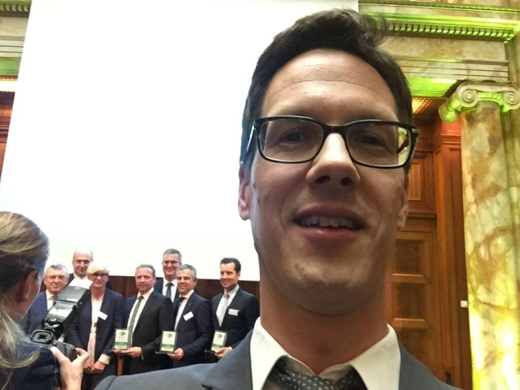 Christian Scheid Selfie, Zertifikate Österreich (22.04.2016)