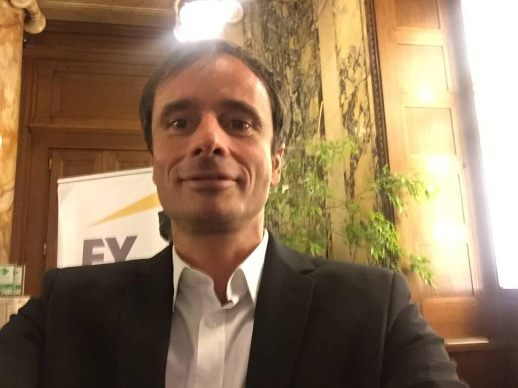 Robert Abend Selfie, Börse Go (22.04.2016)