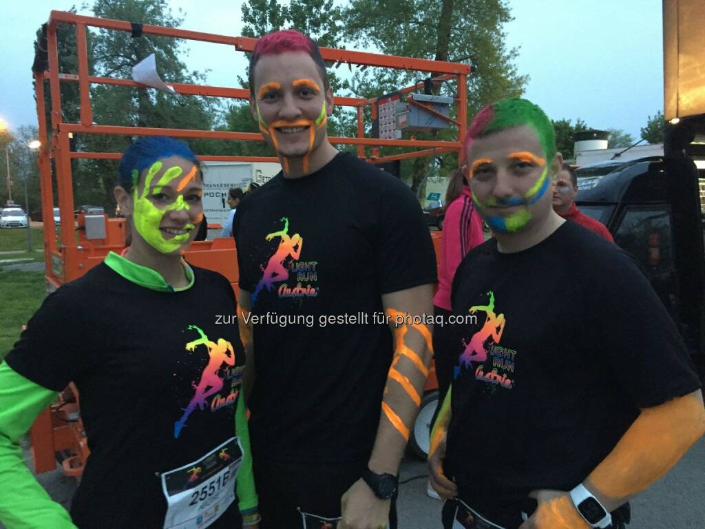 Lightrun 2016, © Michael Wernbacher (wemove running store) (24.04.2016)