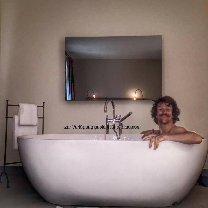 Florian Neuschwander, Badewanne