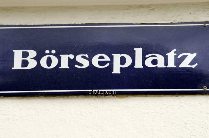 Börseplatz in Wien 1