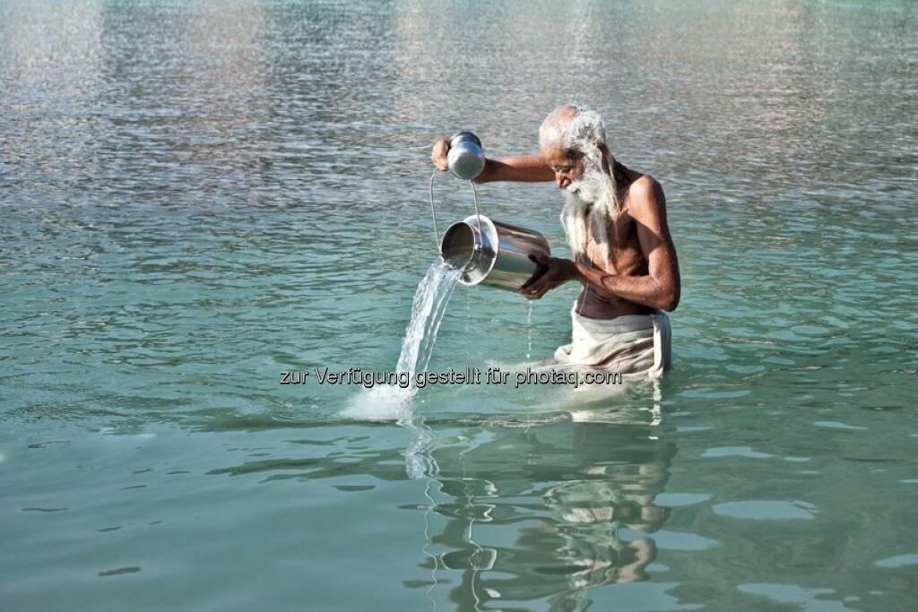 Wasser, Fluss, Indien by http://www.florap.com  (13.04.2013)