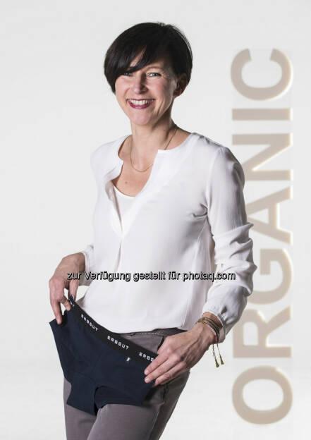 "Isabell Handl : Neues Modelabel ""Erbgut"" für Bio-Unterwäsche gegründet  : Fotocredit: Erbgut.com, © Aussendung (29.04.2016)"