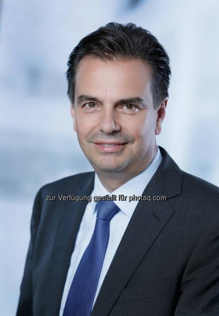 Oliver Schubert, neuer CEO der Zizala Lichtsysteme GmbH : Wachstumskurs wird fortgesetzt : Fotocredit: Oliver Schubert/Bloedt, © Aussender (29.04.2016)