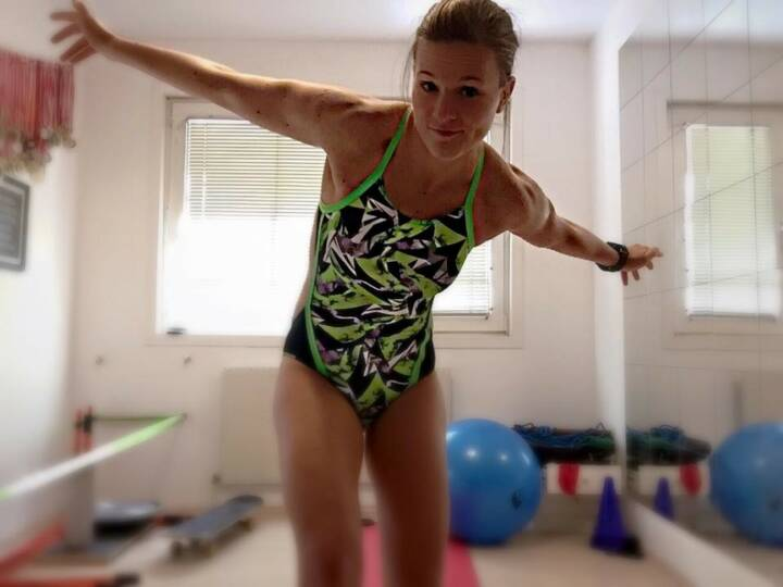Yes Tanja Stroschneider The first Aqua Sphere suits arrived!! Can't wait for the new Michael Phelps edition