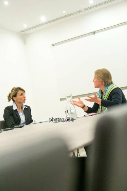 Alexandra Baldessarini, Heike Arbter (RCB), © Martina Draper/photaq (30.04.2016)