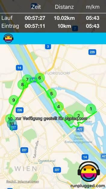 10k vom Donauzentrum (01.05.2016)