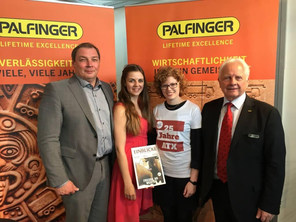 Hannes Roither 25 Jahre ATX Palfinger Invest Stuttgart (01.05.2016)