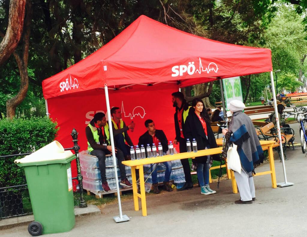 SPÖ, © diverse photaq (01.05.2016)