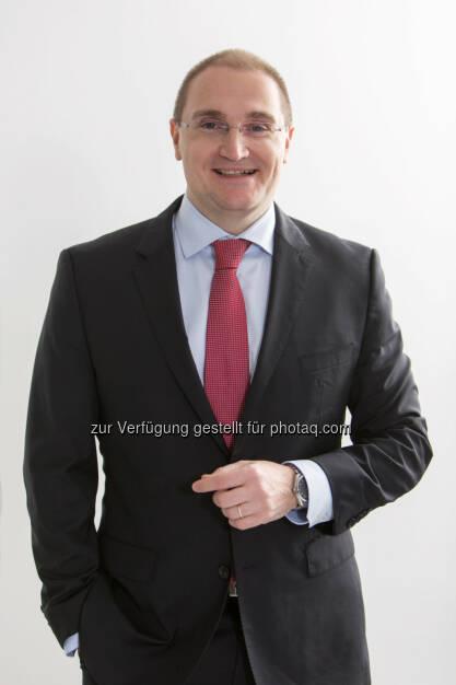 Andreas Segal (Deputy CEO / CFO) : Hamburg wird der dritte langfristige Development-Standort der Buwog : Fotocredit: Buwog/Martina Draper, © Aussendung (02.05.2016)