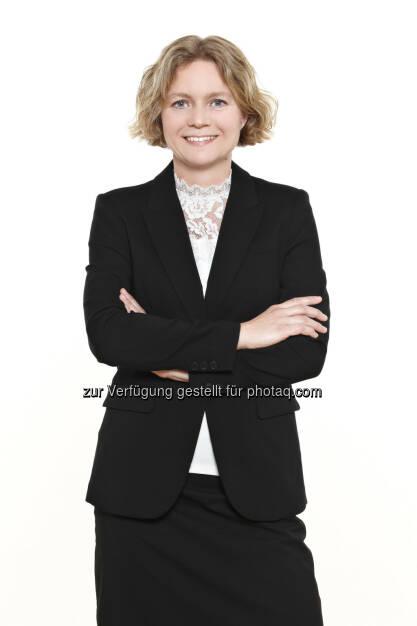 Manuela Zimmermann : Mit 01.02.2016 zum Counsel der zentral- und osteuropäischen Rechtsanwaltskanzlei Schönherr ernannt : Fotocredit: Schönherr, © Aussender (02.05.2016)