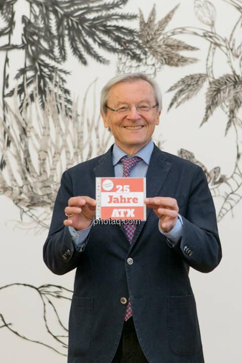 Wolfgang Schüssel 25 Jahre ATX