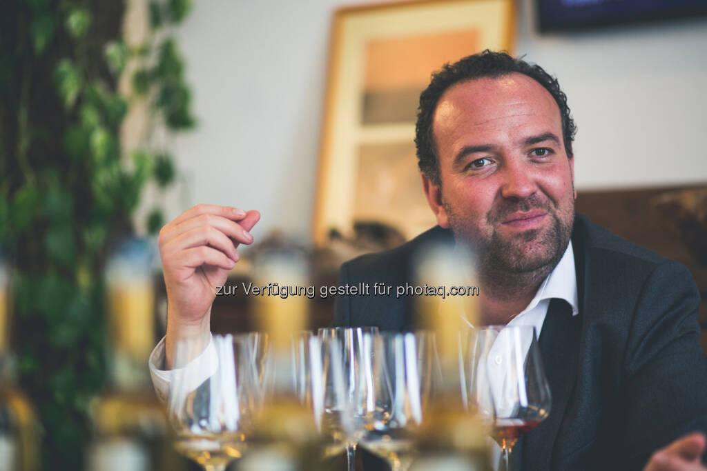 Gerhard Kracher : Sensationelle Parker Bewertungen für den Weinlaubenhof Kracher : Fotocredit: Kracher GmbH, © Aussender (04.05.2016)