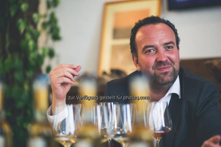 Gerhard Kracher : Sensationelle Parker Bewertungen für den Weinlaubenhof Kracher : Fotocredit: Kracher GmbH