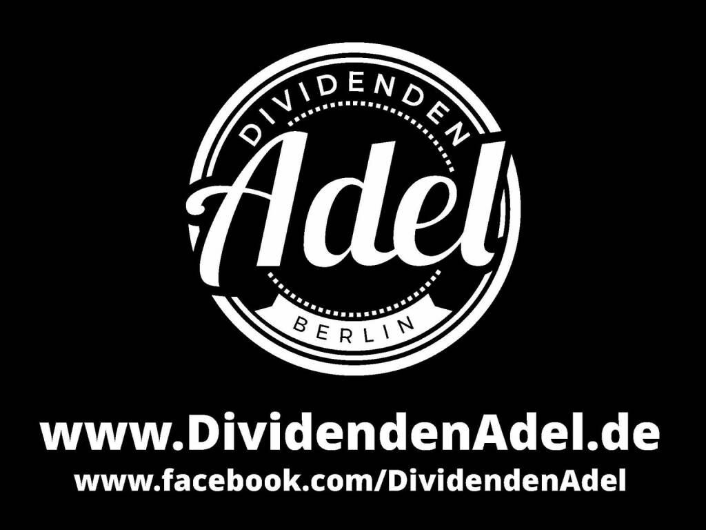 Dividendenstudie - www.dividendenadel.de, © BSN/Dividendenadel.de (06.05.2016)