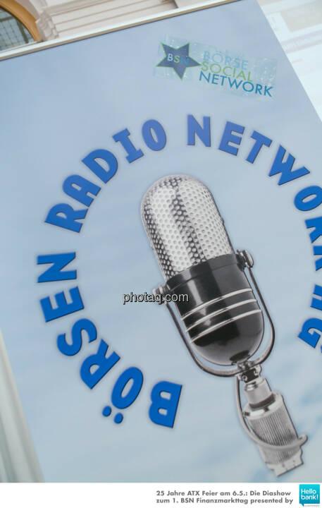 1. BSN Finanzmarkttag für http://www.boersenradio.at